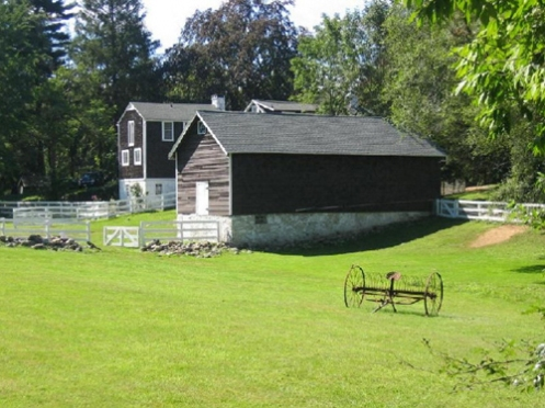 40757 Picturesque Farm, Westchester County, NY, Barn